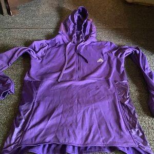 Adidas pullover jacket size XL